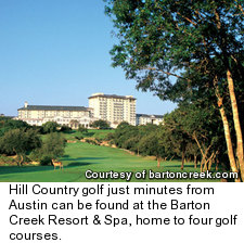 Barton Creek Resort & Spa - Austin