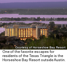 Horseshoe Bay Resort - Marriott Hotel