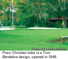 Pass Christian Isles