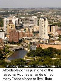 Rochester- Skyline