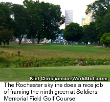 Soldiers Field Golf Course - No. 9