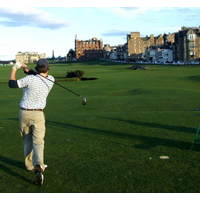 Old Course at St. Andrews - Scotland