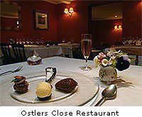 Ostler's Close Restaurant