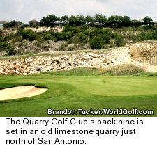 San Antonio golf