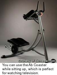 Ab Coaster - Golf Fitness