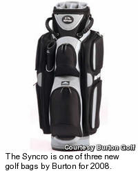 Burton Syncro Golf Bag