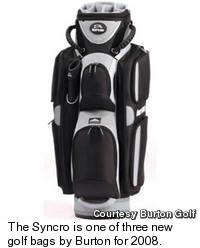 Burton Syncro Golf Bag