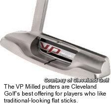 Cleveland Golf's VP Milled Putter