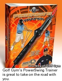 Golf Gym PowerSwing Trainer