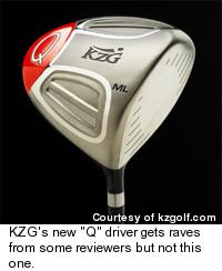 KZG's Q Driver
