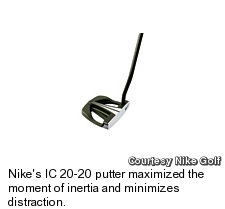 Nike Golf IC 20-20 Putter