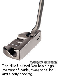 Nike Golf's Unitized Neo putter
