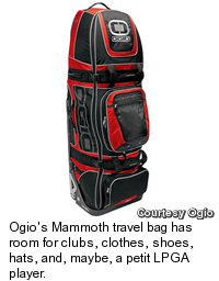 Ogio's Mammoth Travel Bag