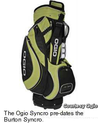 Ogio Syncro Golf Bag