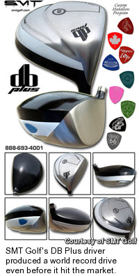 SMT Golf's DB Plus Driver