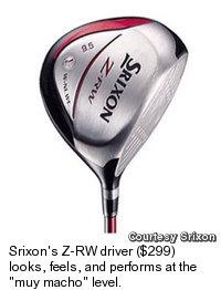 Srixon Z-RW Driver