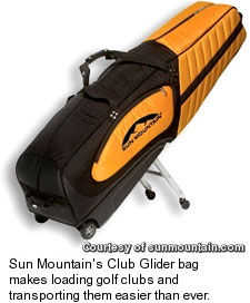 Sun Mountain's Club Glider Golf Bag