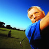Nervous Golfer