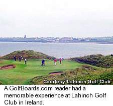 Lahinch Golf Club - Ireland