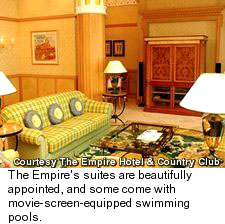 The Empire's Ambassador Suites