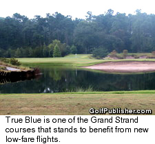 Myrtle Beach - True Blue Golf Course