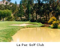 La Paz Golf Club