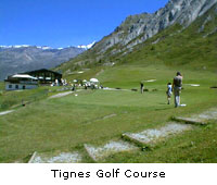 Tignes Golf Club