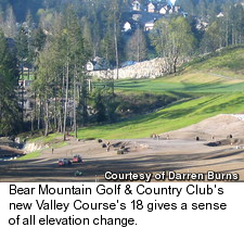 Bear Mountain - New Valley Course - No.18