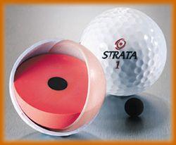 strata golf logo