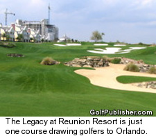 The Legacy at Reunion Resort - Orlando