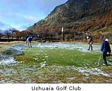 Ushuaia Golf Club