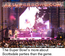 Super Bowl XLII - Glendale, Arizona