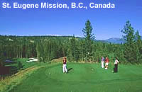 St. Eugene Mission, British Columbia, Canada