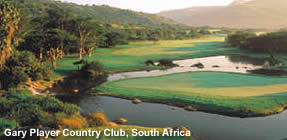 Gary Player Country Club, South Africa