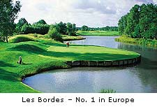 Les Bordes - No. 1 In Europe